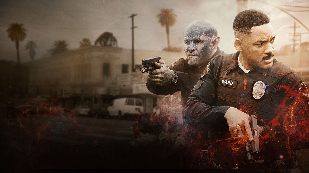 Image result for bright movie