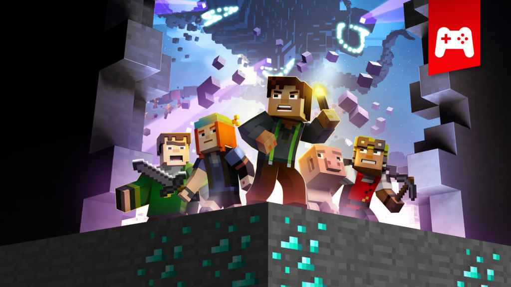 Minecraft Story Mode Netflix Official Site